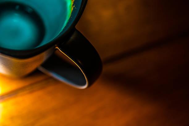 Ceramic Mug stock photo