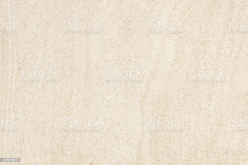 Ceramic porcelain stoneware tile texture or pattern. Stone beige stock photo