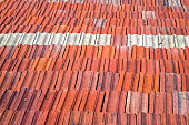 ceramic roofing tile