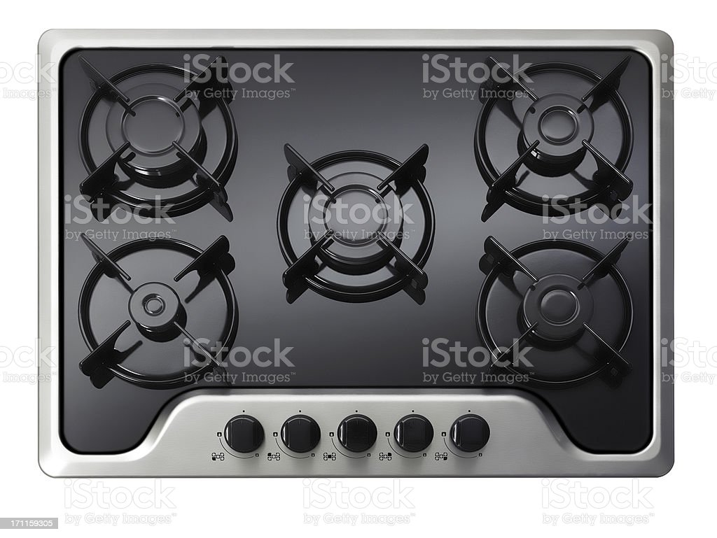 Ceramic Stove (Click for more) royalty-free stock photo