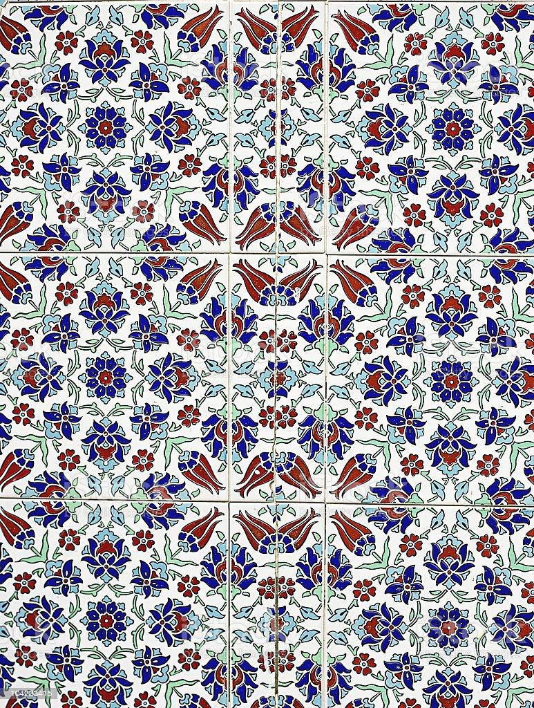 Ceramic textured stock photo