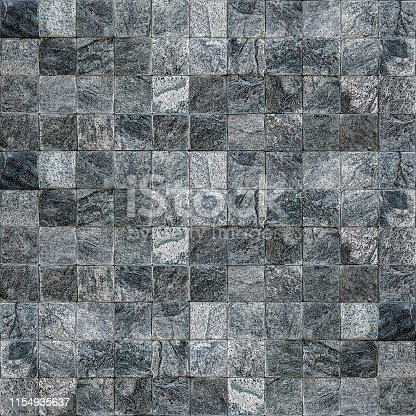 926058102 istock photo Ceramic tile and stone wall Modern wall for bacground and texture 1154935637
