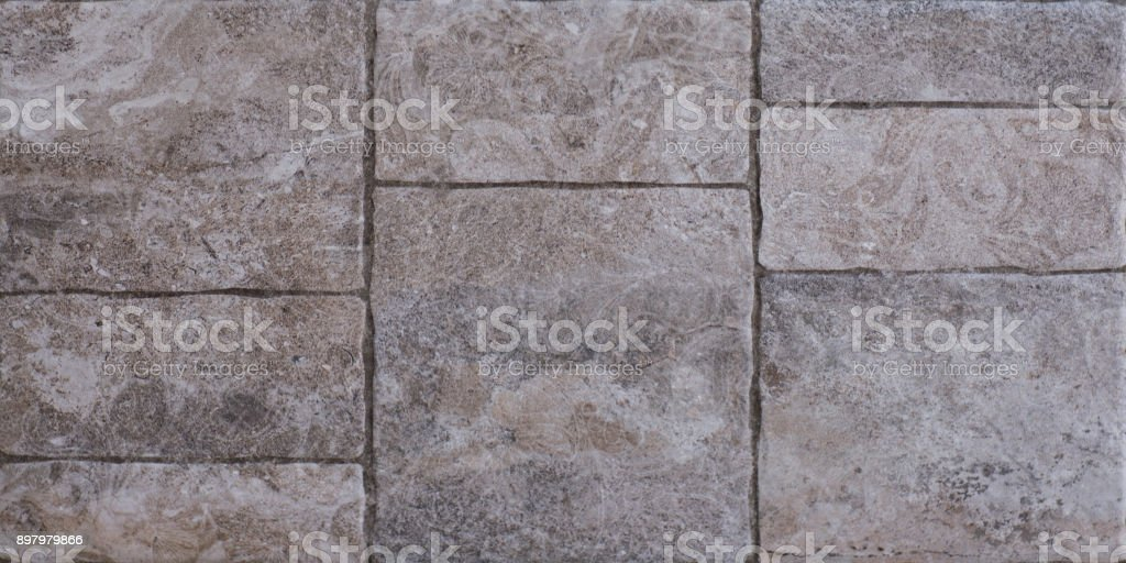Ceramic Tile With A Pattern Of Large Mosaic Stock Photo & More ...
