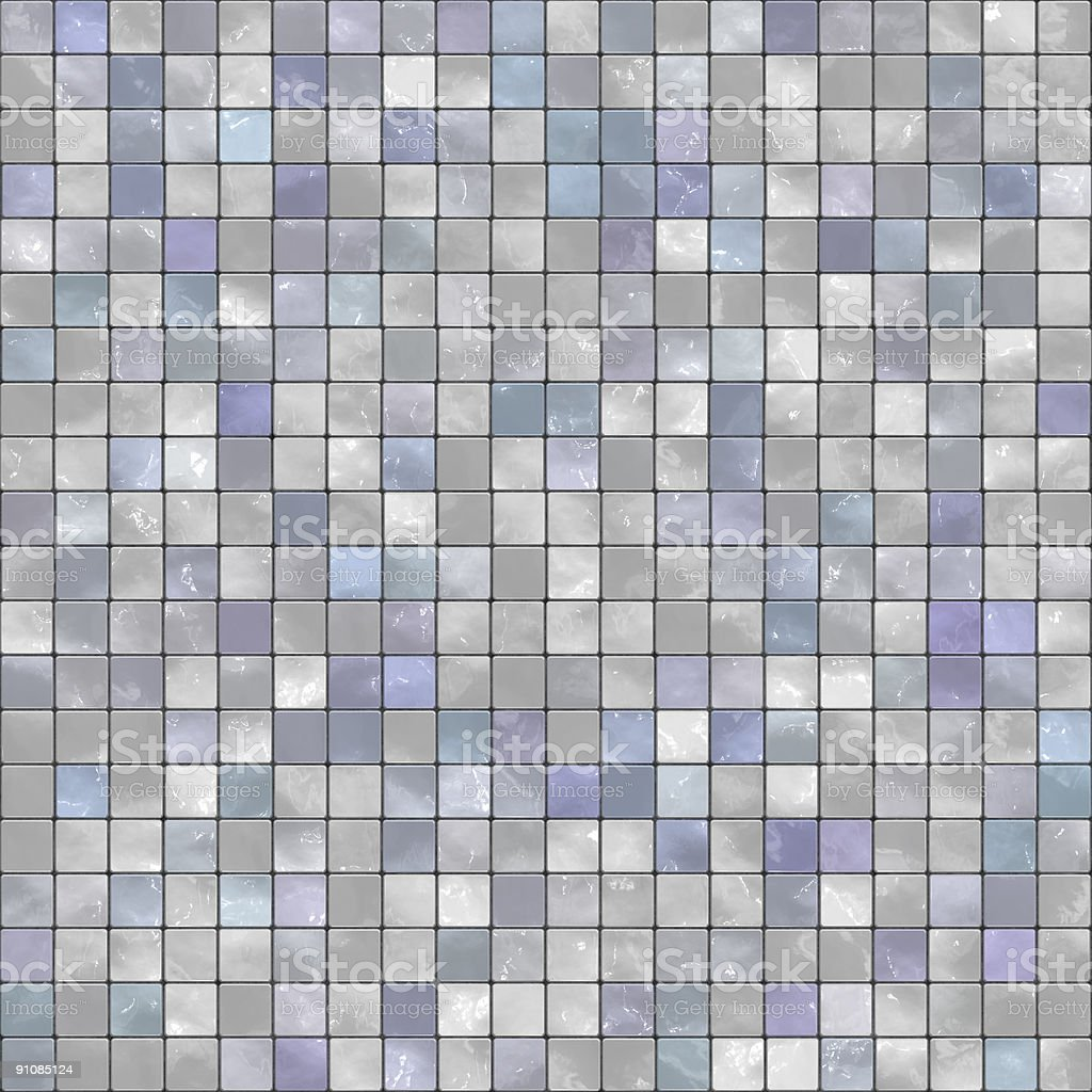 Keramikfliesen ein Mosaik – Foto