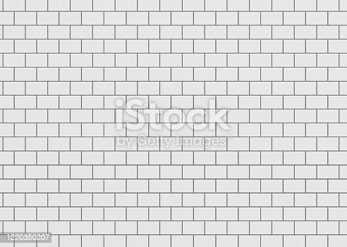 ceramic, toilet, tiles, background, 3d rendering