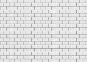 ceramic, toilet, tiles, background, 3d rendering