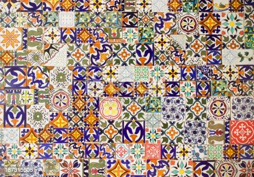 926058102 istock photo ceramic tiles patterns 187315505