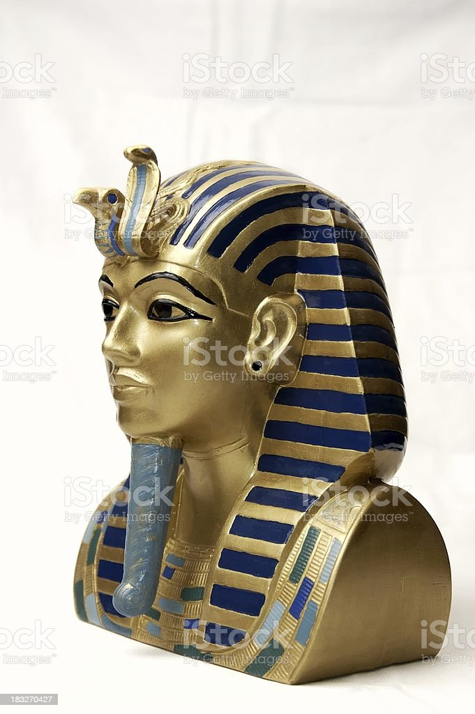 Ceramic Tut royalty-free stock photo