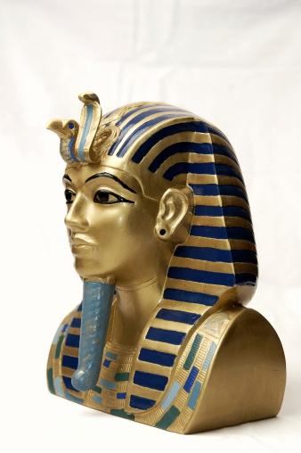 Ceramic King Tut