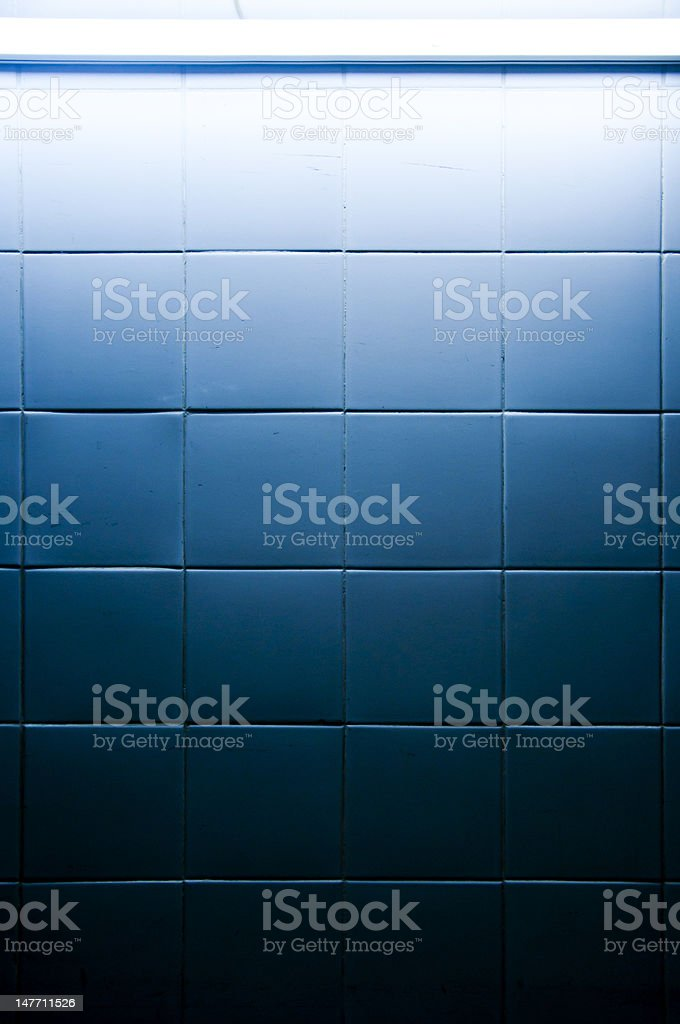 Ceramic Wall royalty-free stock photo