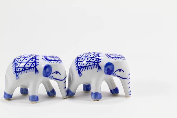 Best Porcelain Elephants Stock Photos, Pictures & Royalty