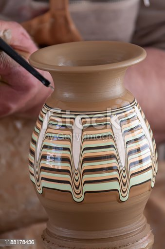 istock ceramics pottery 1188178436