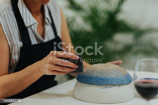 istock Ceramics Workshop 1045832700