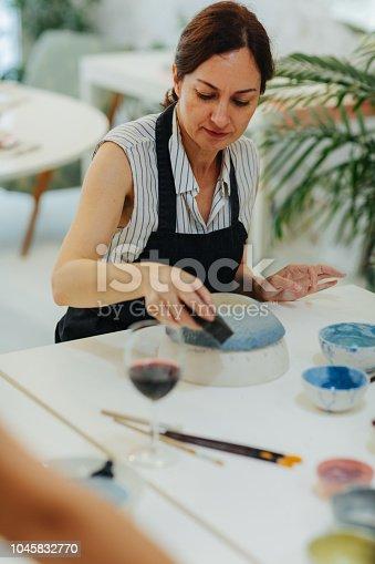 istock Ceramics Workshop 1045832770