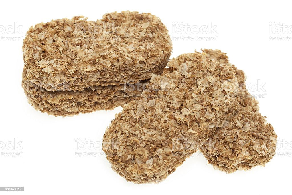 Cereal bar isolated royalty-free stock photo