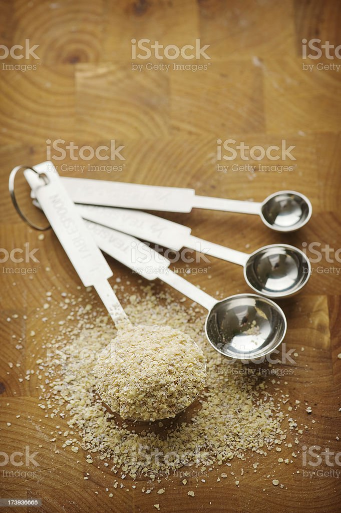 Cereal germ royalty-free stock photo