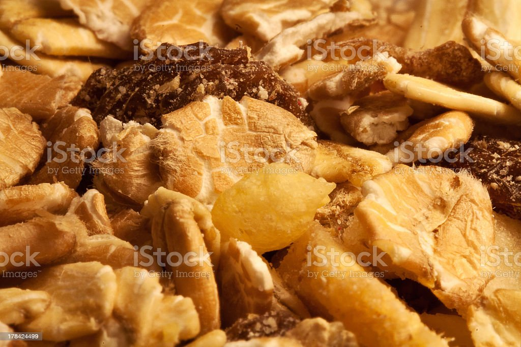 Cereals stock photo
