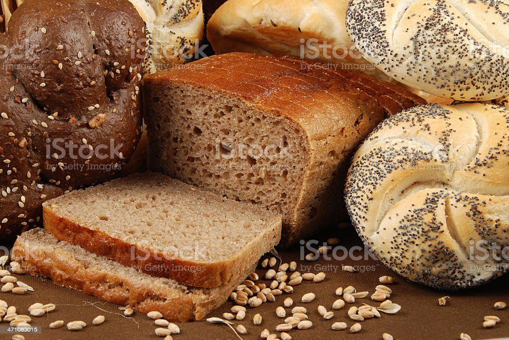 Cereals royalty-free stock photo