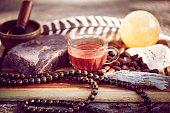 istock Ceremonial Cacao Raw Chocolate 1318067099