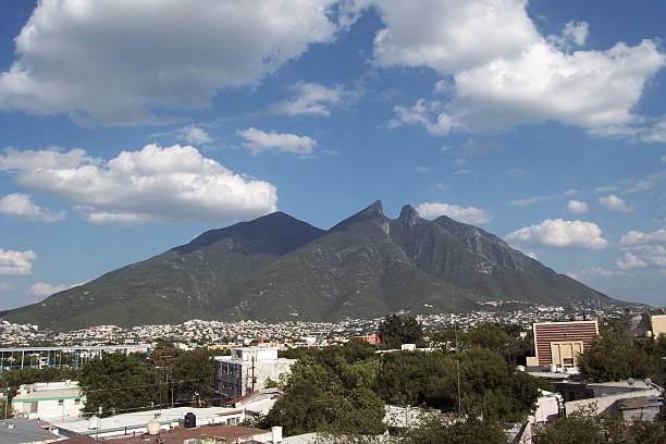 cerro de la silla - collina foto e immagini stock