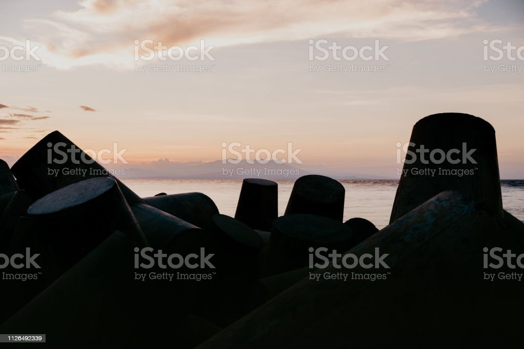 Cerro de San Martín - foto de stock