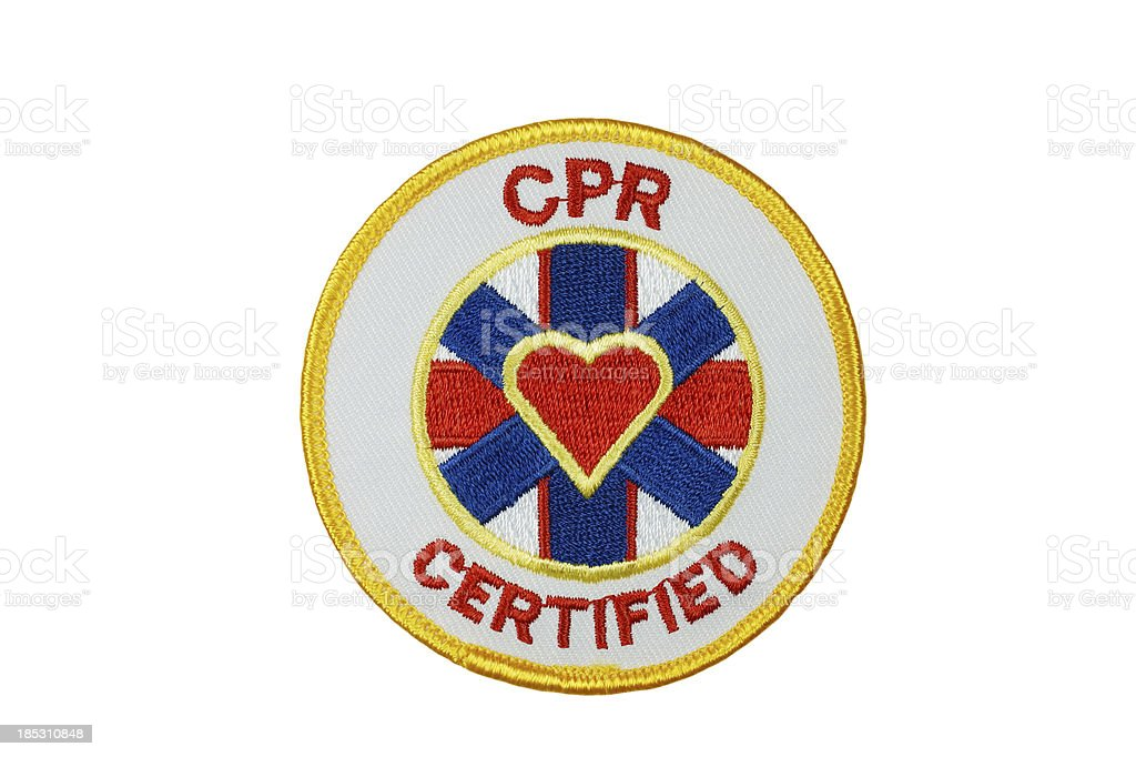 CPR Patch certifiés - Photo