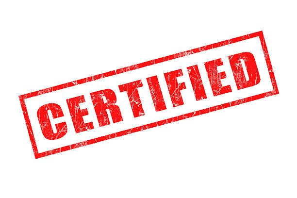 certified - watermark stock photos and pictures