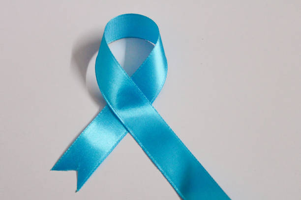 cervical cancer - ovarian cancer ribbon stock pictures, royalty-free photos & images