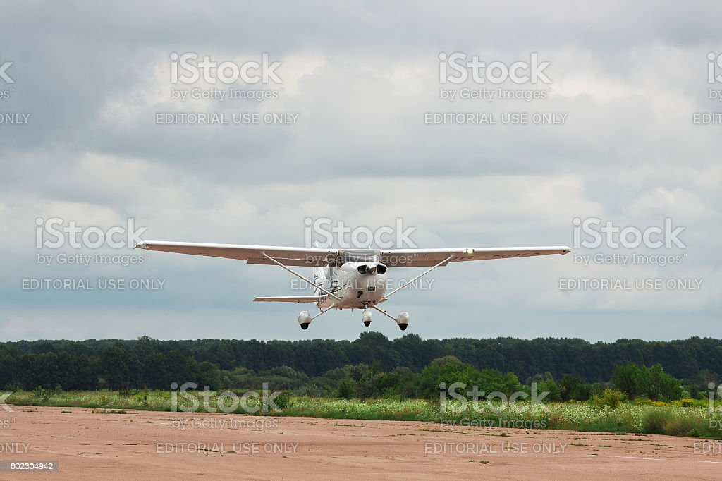 Cessna 172S Skyhawk XP stock photo