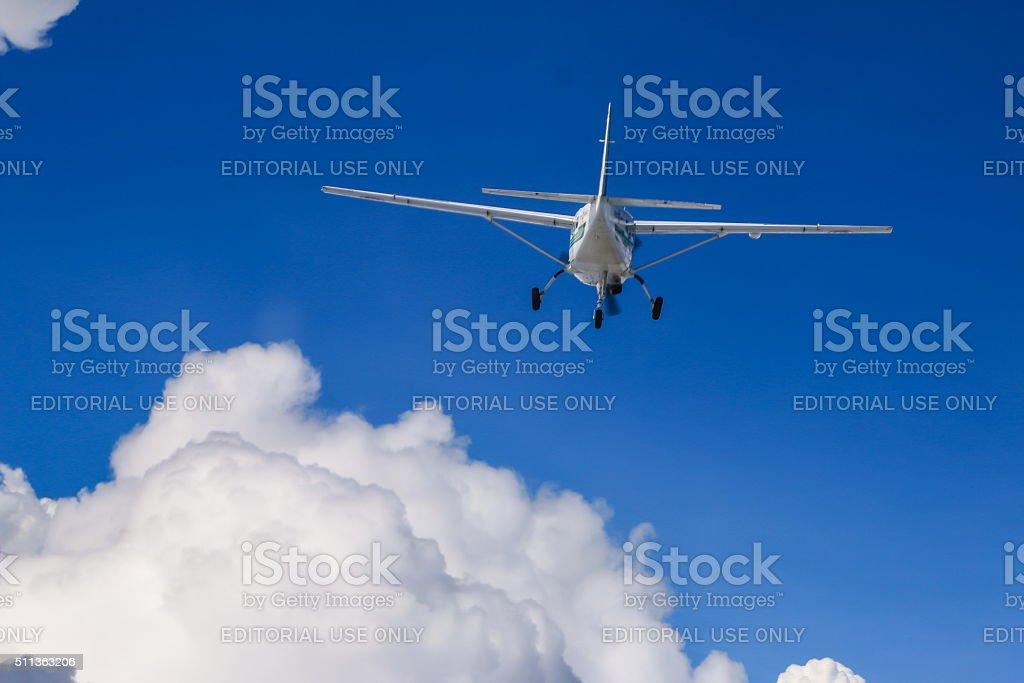 Cessna 208 Caravan von KASET – Foto
