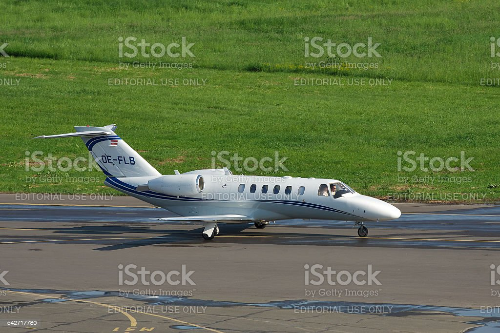 Cessna 525A Citation Jet 2 Plus stock photo