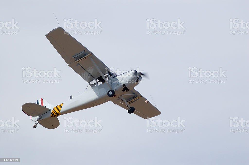 Cessna Bird Dog royalty-free stock photo