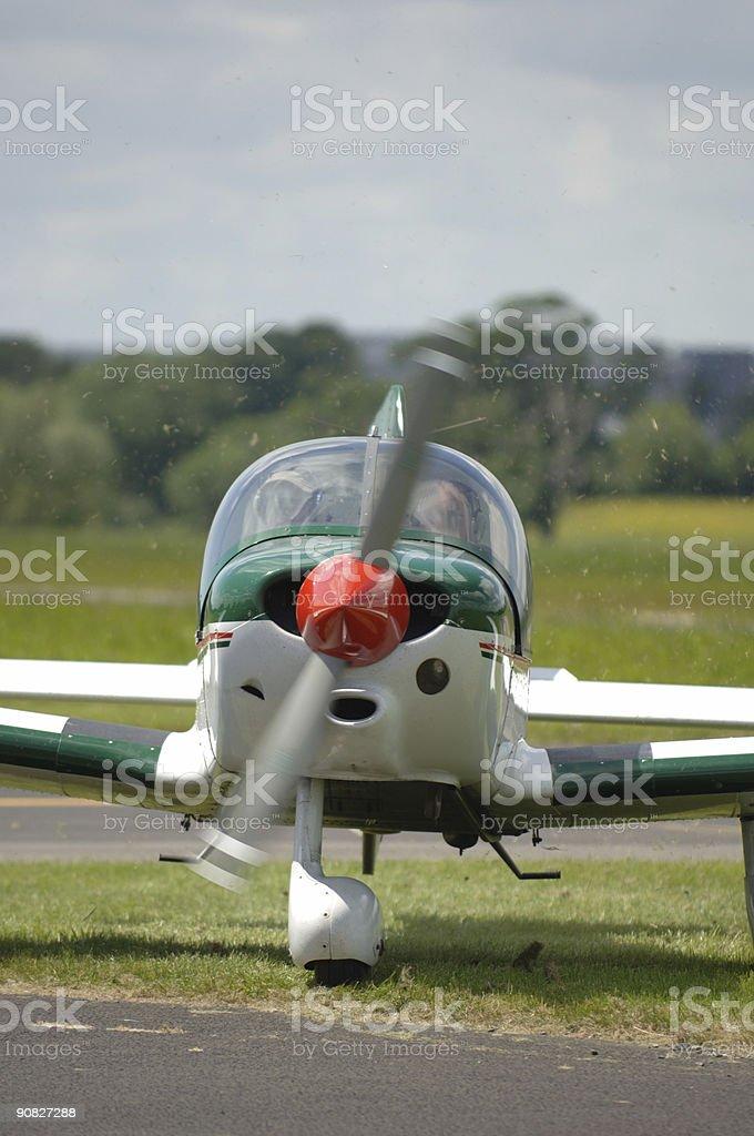 Cessna royalty-free stock photo