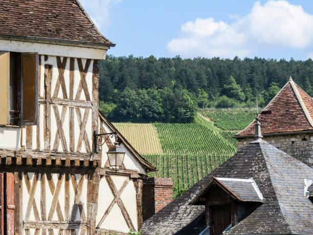 葡萄酒, 勃艮第, 法國圖像檔