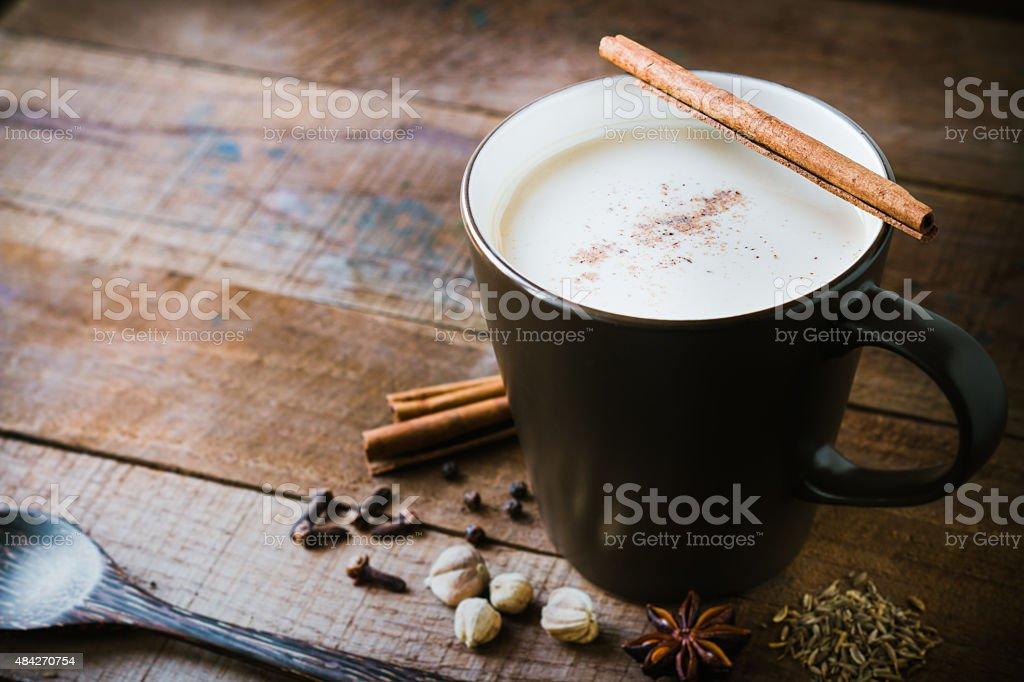 chai stock photo