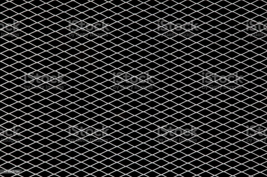 Chain Fence , net texture stock photo