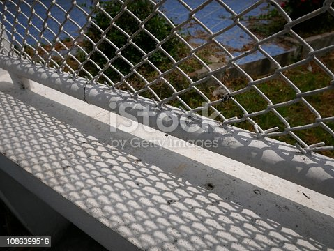istock chain link fence 1086399516