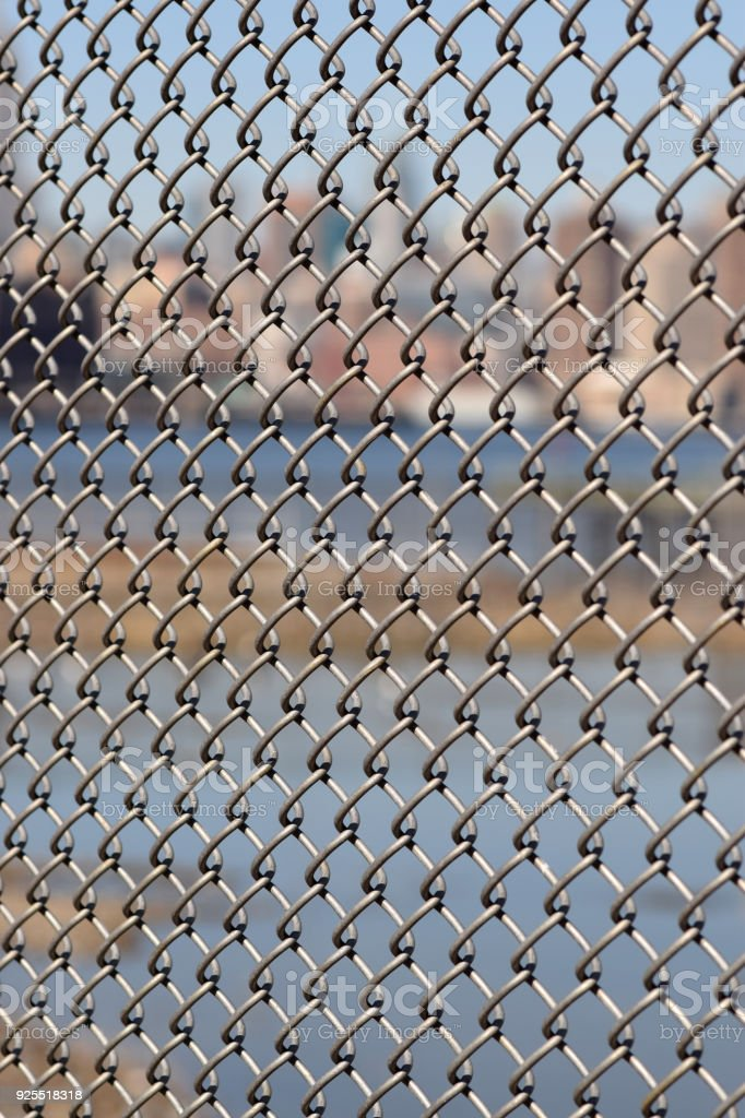 Chain Link Fence Texture Background Stock Photo & More Pictures of ...