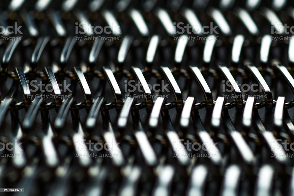 chain link fence texture stock photo