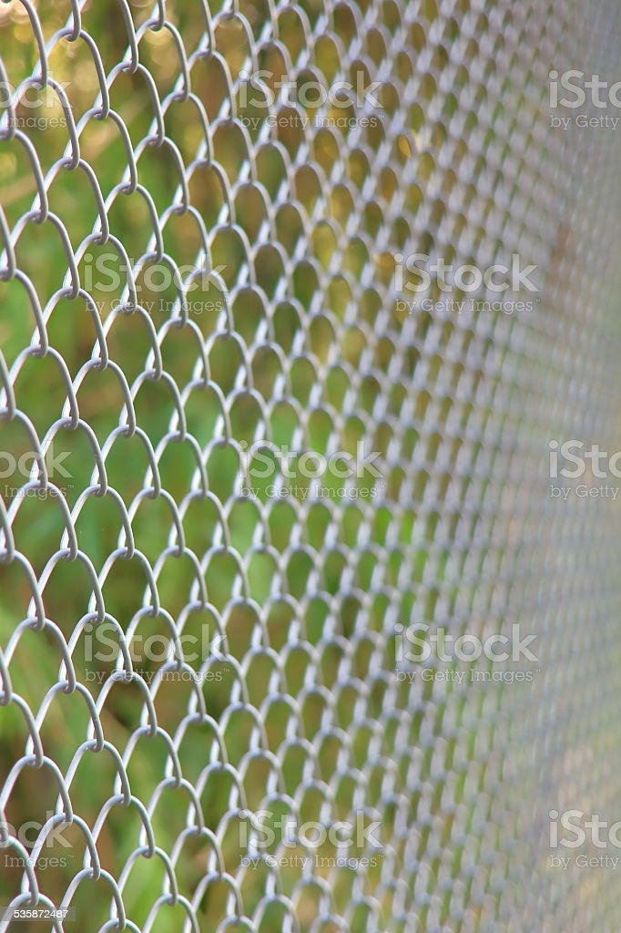 Chain Link Fencing Cyclone Fence Stock Photo Download Image Now Istock