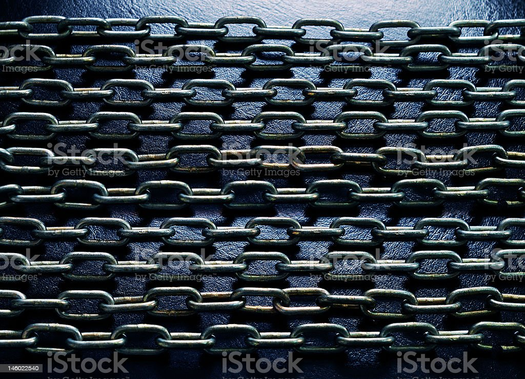 chains background royalty-free stock photo