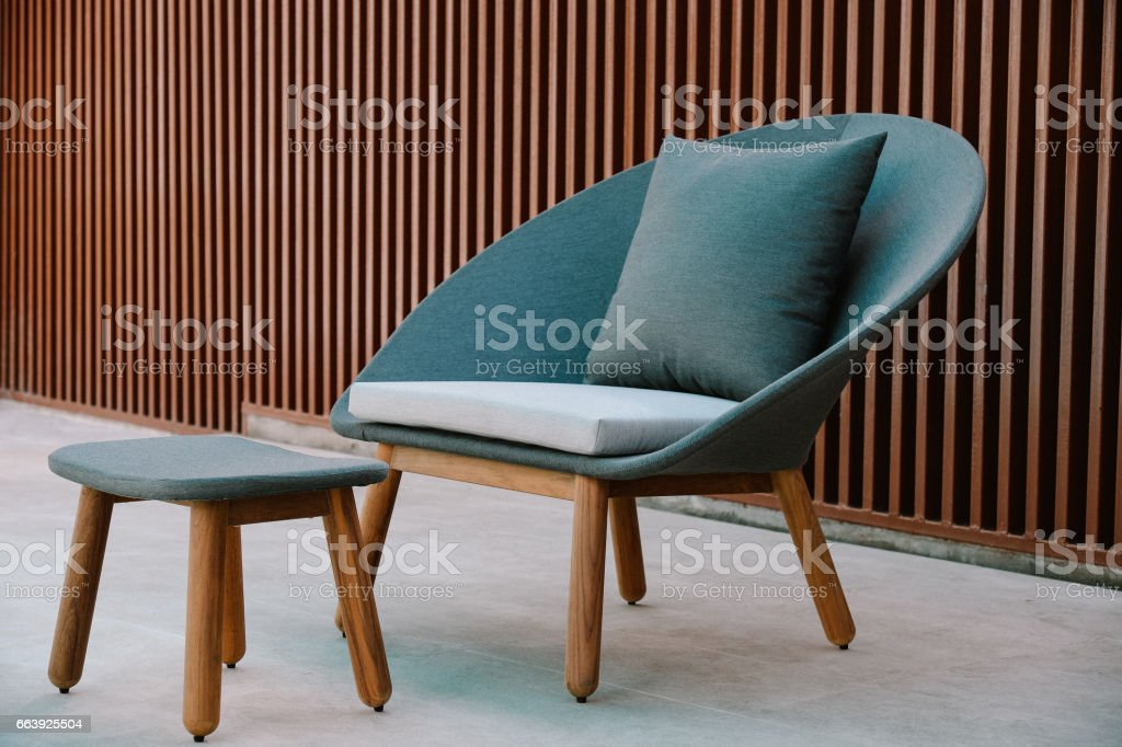 Chair and footrest royalty-free stock photo & Chair And Footrest Stock Photo u0026 More Pictures of Chair | iStock