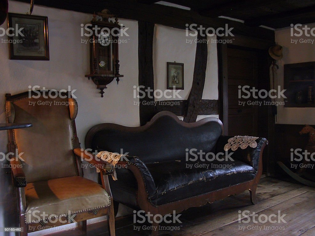 chair and sofa royalty-free stock photo