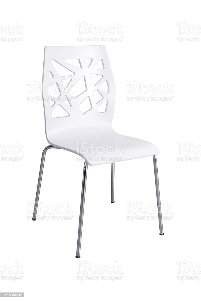 Chair +Clipping Path (Click for more) royalty-free stock photo