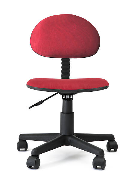 fauteuil confortable - chaise de bureau photos et images de collection