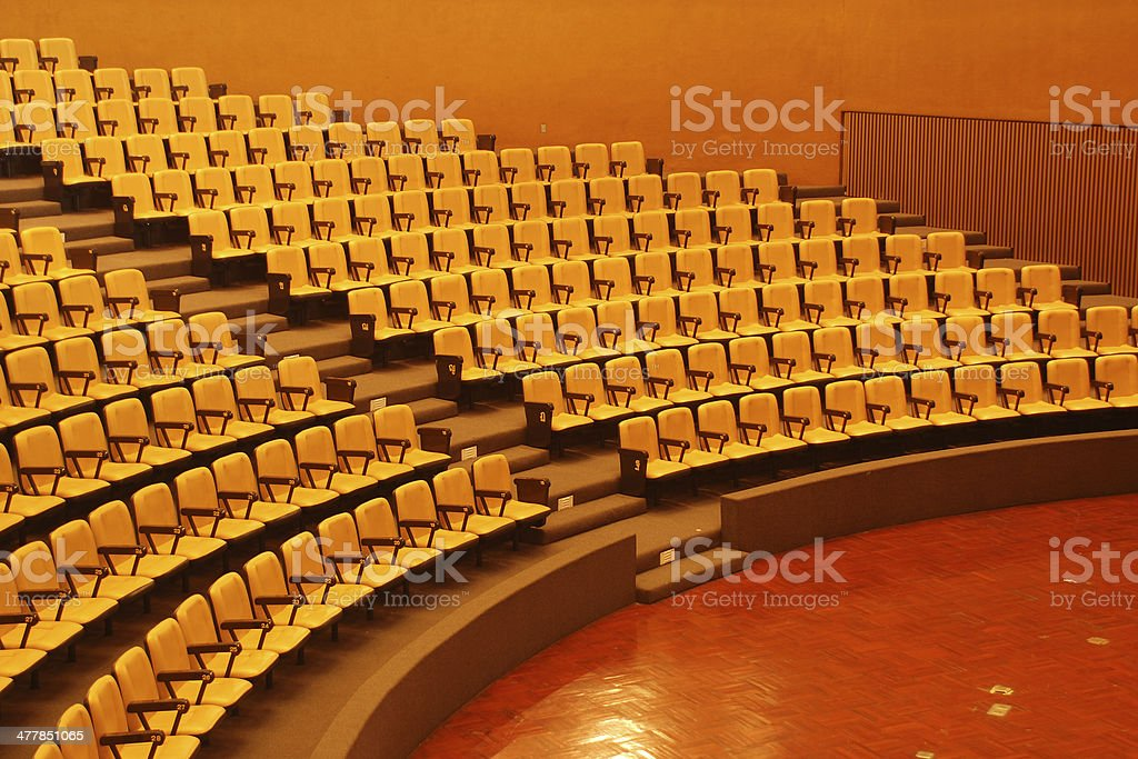 Chair. royalty-free stock photo