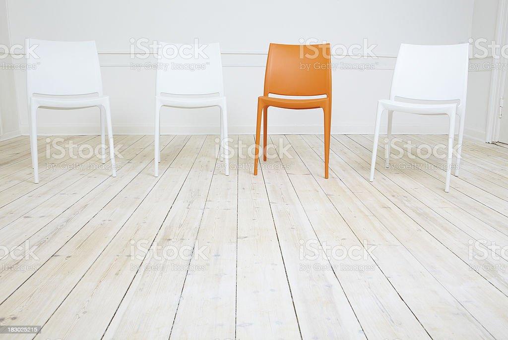 Chairs stock photo