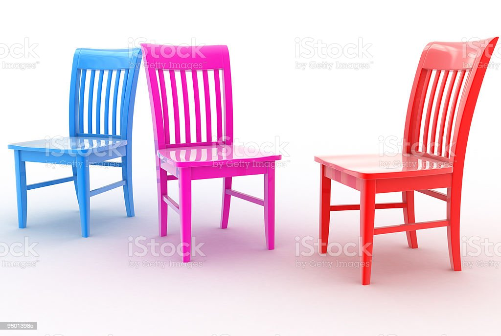 Chairs royalty free stockfoto