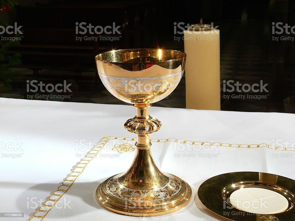 chalice stock photo