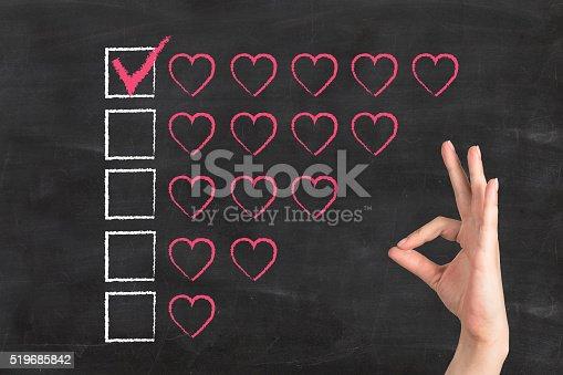 istock Chalk Board Series 519685842